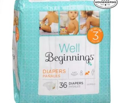 Well Beginnings Diapers for As Low As $3.93 Per Pack Shipped (6 Jumbo Packs)