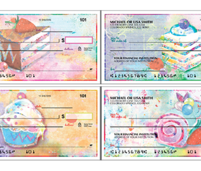 Checks Unlimited:  Boxes of Single Checks As Low As $5.50 Each Shipped
