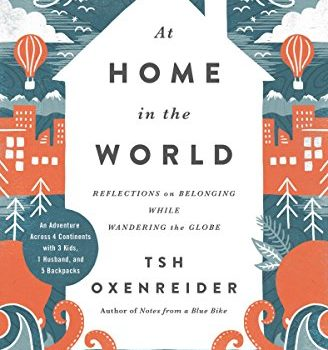 Discount eBook:  At Home in the World by Tsh Oxenreider