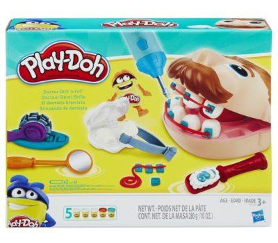 Play-Doh Doctor Drill 'n Fill Retro Set