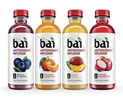 Bai Rainforest Variety 12-Pack, 18 oz