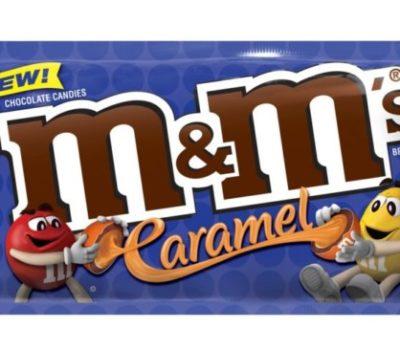Walgreens:  FREE Caramel M&Ms