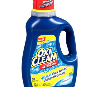 High-Value $3 Off OxiClean Detergent Coupon