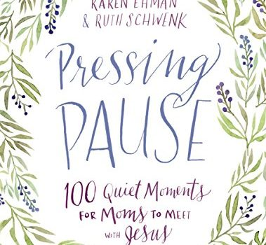 Discount eBook:  Pressing Pause