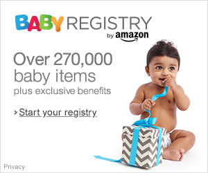 Prime Members:  FREE Welcome Box w/Baby Registry