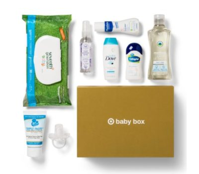 Target Baby Box for $7 Shipped