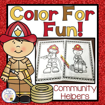 Free Fire Safety Book Coloring Page, Download Free Clip Art, Free ... | 350x350