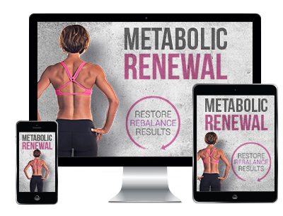 Yay! Metabolic Renewal is Here