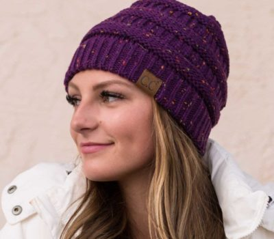 C.C. Beanie for $11.98 Shipped + More Deals