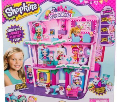 Shopkins Shopville Super Mall – Lowest Price