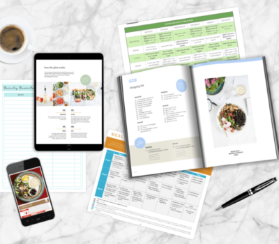 Last Day! Ultimate Healthy Meal Planning Bundle