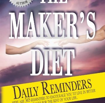 FREE ebook: The Maker's Diet Daily Reminders
