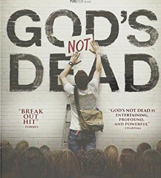 God's Not Dead + God's Not Dead 2 DVD Pack – Lowest Price
