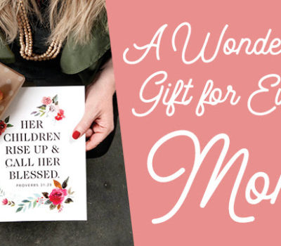 FREE Mother's Day Print from LifeWay