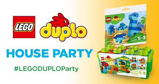Lego Duplo House Party Kids Activities Saving Money Home