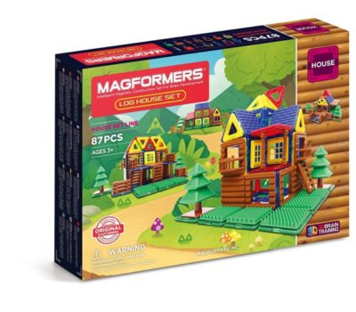 Magformers Log House Set – Lowest Price
