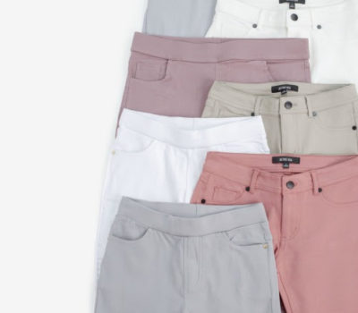 2 for Tuesday: Spring Pant Styles
