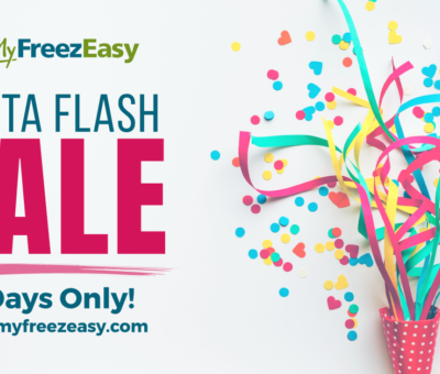 MyFreezEasy Founder's Day Discount (Ends TODAY)