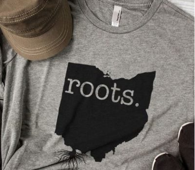 """""""Roots"""" Customizable Tee + Vintage Floral Dress + More Deals"""