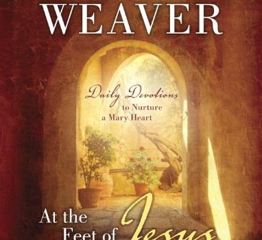 Discount eBook: At the Feet of Jesus – Daily Devotions to Nurture a Mary Heart