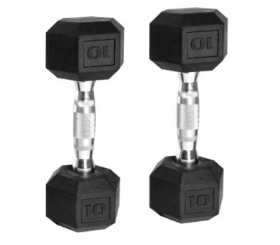 CAP Dumbbell Deals + Two of My Favorite Exercise Programs