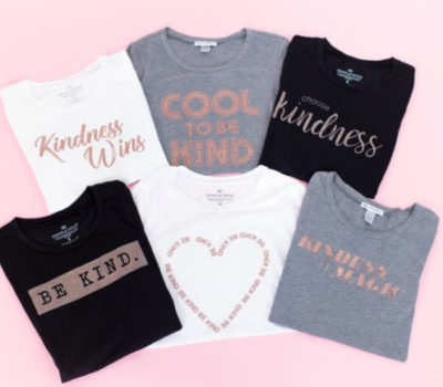Be Kind Collection: 30% Off + FREE Shipping