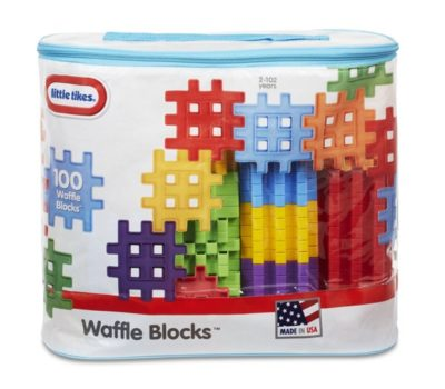 Little Tikes Waffle Block Bag (100 Ct) – Lowest Price!