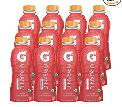 Gatorade Organic Sports Drinks + Deals on Energy Chews & Protein Bars