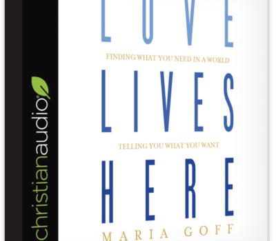 FREE Audiobook: Love Lives Here