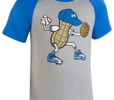 Macy's: Up to 65% Off Under Armour, Nike, and adidas Tees for Boys (6/19 ONLY)