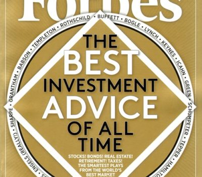 Forbes Magazine Deal (Just $3.50 Per Year for a 2-Year Subscription)