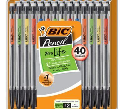 BIC Xtra-Life Mechanical Pencils