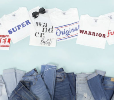 Cents of Style: Bold Statement Tee Deal + More Clothing Deals