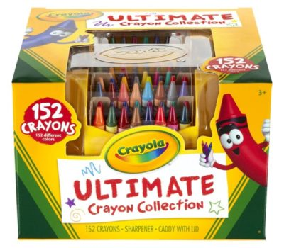 Crayola Deals: Washable Markers, Crayons, Construction Paper, Color Wonder and More! (8/6 ONLY)