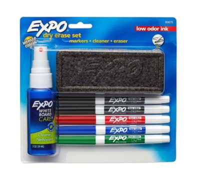 EXPO 7-Piece Set for $6.24