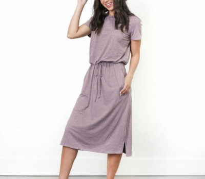 Style Steal: Everyday Dress in Stock