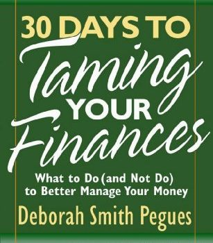 Discount eBook: 30 Days to Taming Your Finances