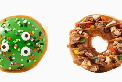 Krispy Kreme: FREE Doughnut on Halloween (Dress in Costume)