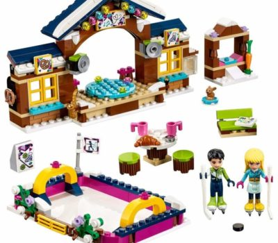 LEGO Friends Snow Resort Ice Rink – Lowest Price