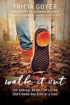 Discount eBook: Walk It Out by Tricia Goyer