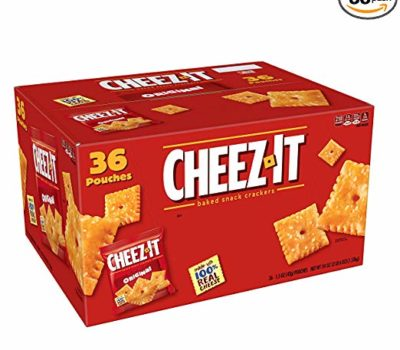 Cheez-It Baked Snack Crackers (36 Pouches) for $6.18 Shipped