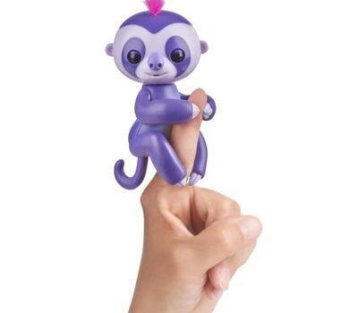 WowWee Fingerlings Baby Sloths – 2 Pack Bundle for $8.84