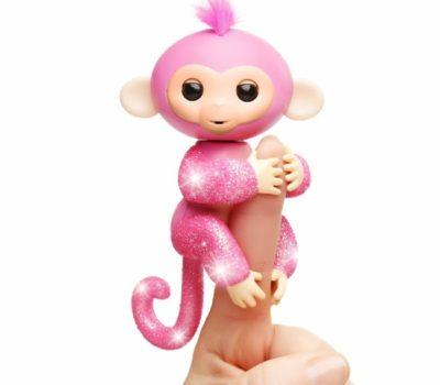Fingerlings Glitter Monkey (Rose) for $6.87