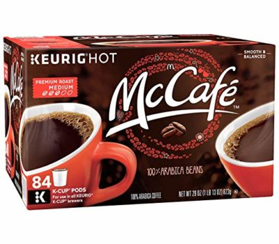 McCafe K-Cups, 84 Ct. for $26.59 Shipped ($0.32 Per K-Cup)