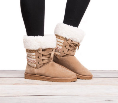Muk Luk Melba Boots for $24.99 Shipped