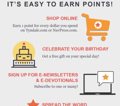 MyReaderRewards: 25 FREE Points (New Members)