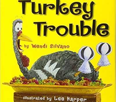 Turkey Trouble (Hardcover Book) – Lowest Price