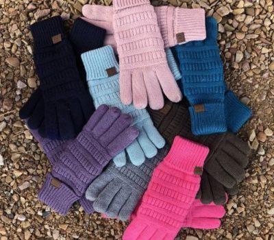 C.C. Fleece-Lined Touchscreen Glove Deal + More