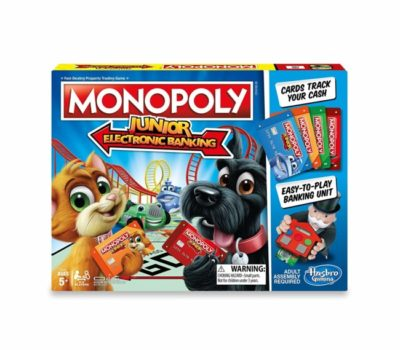 Monopoly Junior with Electronic Banking – Lowest Price