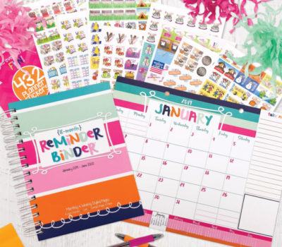 Last Day! Exclusive Denise Albright Planner Bundle (Ships In Time for Christmas!)